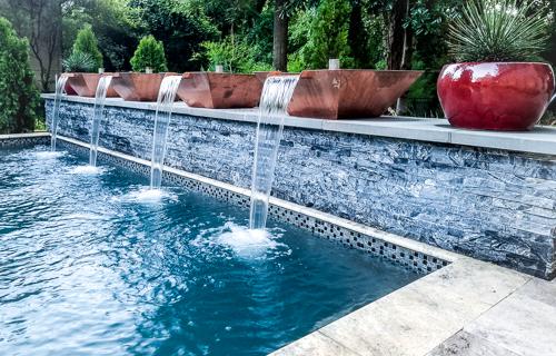 Charlotte Custom Pools